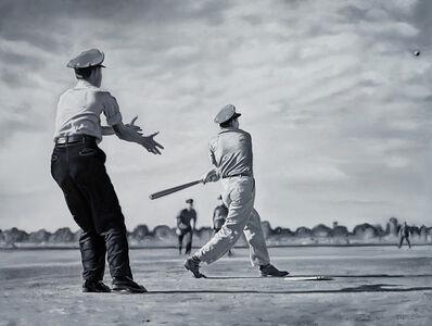 Geoffrey Gersten, 'Baseball', 2020