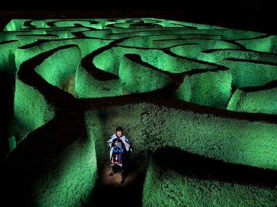 Alejandro Chaskielberg, 'Labyrinth: Gaucho', 2014-2019