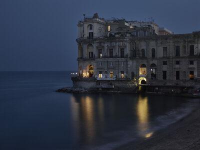 Gail Albert Halaban, 'Palazzo Donn'anna, Naples, Italy', 2018