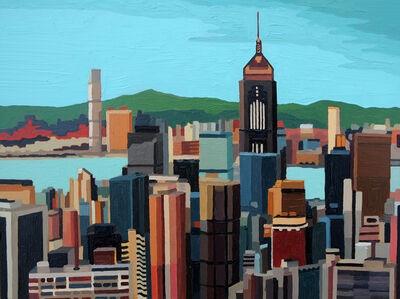 Andy Burgess, 'Hong Kong Skyline IV', 2016