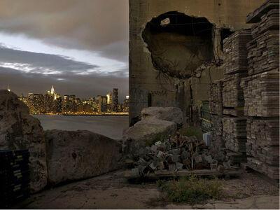 Shai Kremer, 'New York - Notes from the Edges # 2', 2004-2019