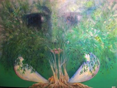 Muzaffer Akyol, 'Love Songs on Olive Tree', 2014