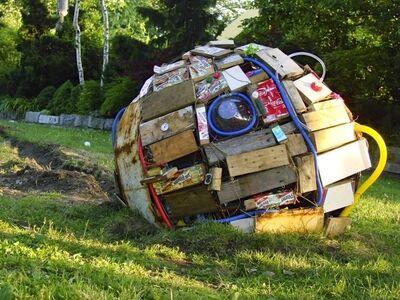 Simon Vega, 'Sputnik NY-Z', 2011