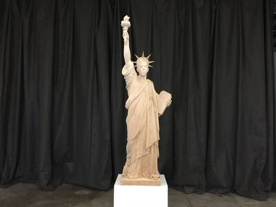 Fernando Sanchez Castillo, 'Hidden Liberty D ́après Laboulaye and Bartholdi, 2017 ', 2017