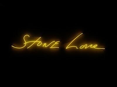 Tracey Emin, 'Stone Love', 2016
