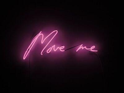 Tracey Emin, 'Move Me', 2013