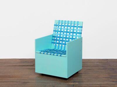 Mary Heilmann, 'Clubchair 85', 2014