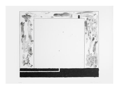 Peter Halley, 'Untitled Number 2, Cell with Conduit and Smokestack', 1991