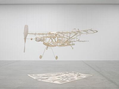 Damián Ortega, 'Planing', 2018