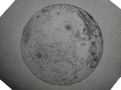 B.L. Jesseph, 'Moon', 2019