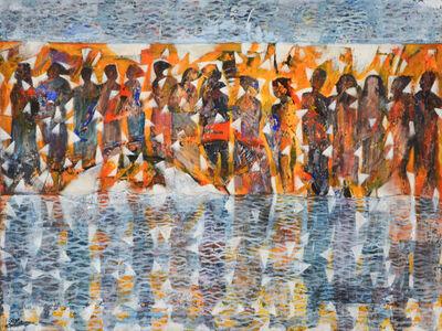 Tayseer Barakat, ' Shoreless Sea #10', 2019