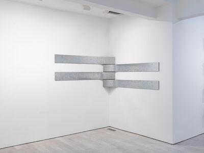 Lesley Foxcroft, 'Galvanized Corner', 2019