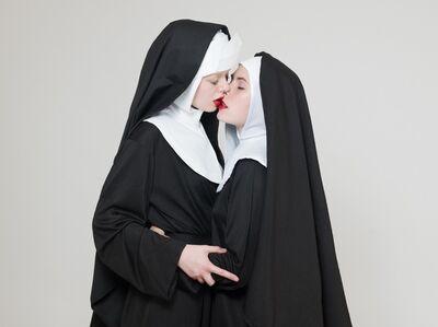 Tyler Shields, 'Nuns'