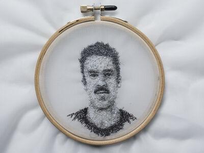 Carlos Alarcón, 'Anguish Series', 2017