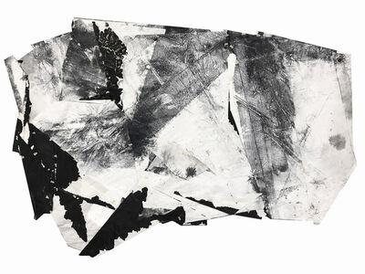 Zheng Chongbin 郑重宾, 'Liquid Map 流动地块', 2017