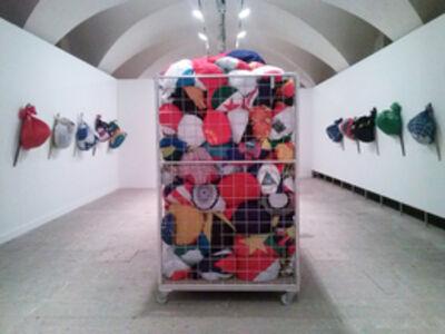 Meschac Gaba, 'Voyages Colis', 2013