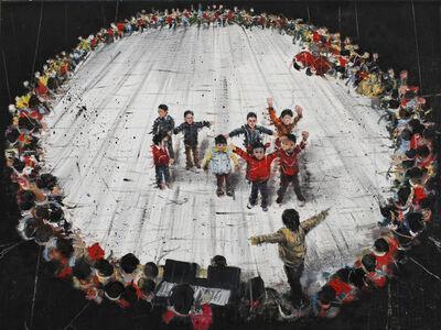 Li Tianbing, 'Gymnastics', 2020