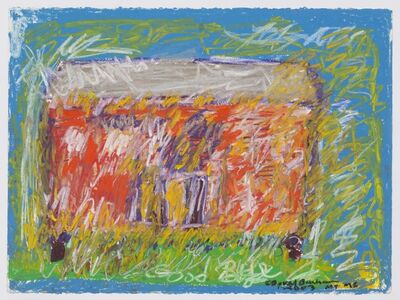 Beverly Buchanan, 'Untitled (Good Bye)', 2003
