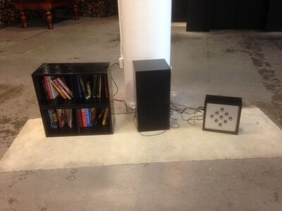Delia Gonzalez, 'Listening Library'