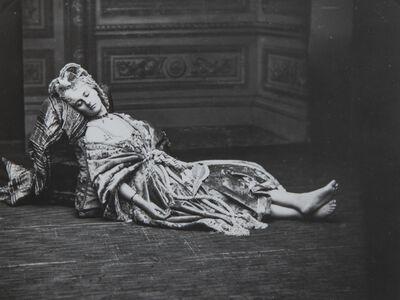 Pierre-Louis Pierson, 'La Comtesse de Castiglione - Marquise-Réveil  ', 1861-1867