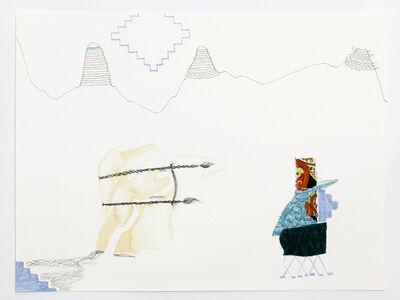 Nilbar Güres, 'Firmly Tied', 2016