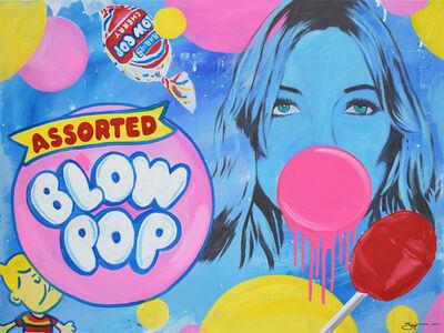 Jojo Anavim, 'Blow Pop', 2020