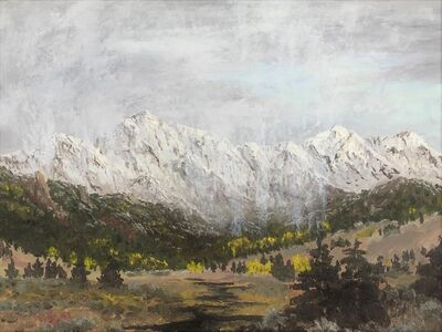 Peter Jorgen Hanson, 'Where Winter Begins'
