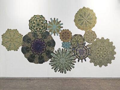 Magdalena Atria, 'Love and Space', 2013
