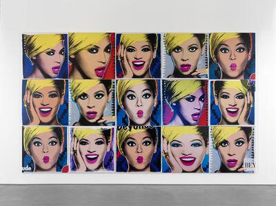 Jonathan Horowitz, 'Beyoncé (3 x 5)', 2015