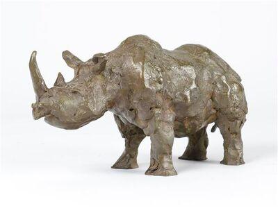 Pat Oliphant, 'Rhino, Edition of 9', 1992