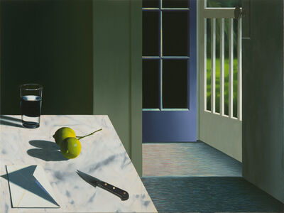 Bruce Cohen, 'Interior with Envelope and Limes', 2017