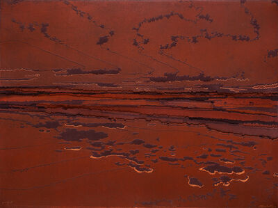 Soledad Salamé, 'Atacama in Red', 2017