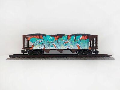 Tim Conlon, 'Conrail #9 (Arek Hopper)', 2020
