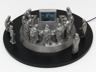 Christoph Schlingensief, 'Last Supper'
