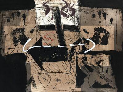 Antoni Tàpies, 'Flecha', 1990