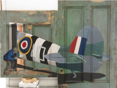 Pete Hawkins, 'A Door To The Past', 2013