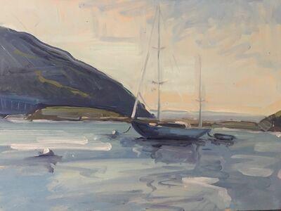 Benjamin Lussier, 'Still Harbor', 2018