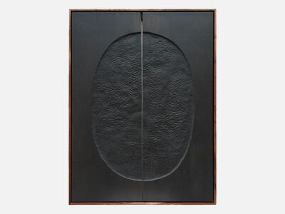Julian Watts, 'Black Painting', 2018