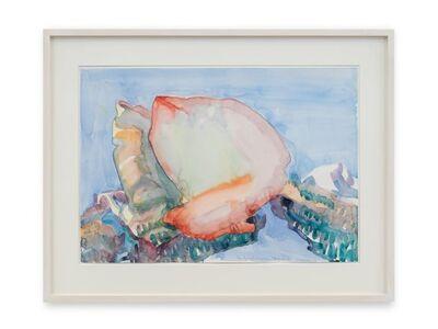 Maria Lassnig, 'Landschaftsknospen (Landscape Buds)', 1989