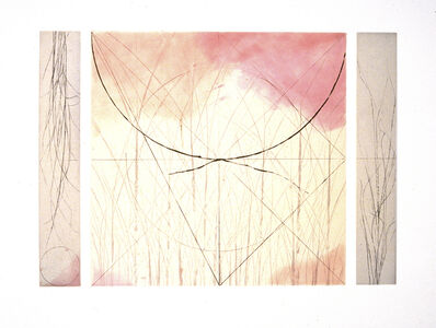 Shoichi Ida, 'Between Air and Water No. 4', 1992