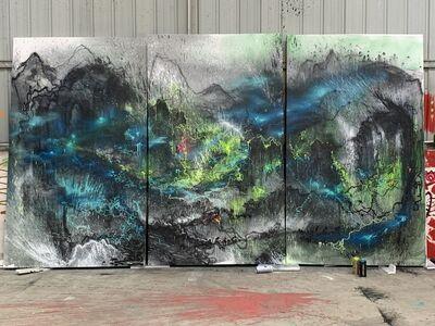Hua Tunan, 'Landscape', 2019