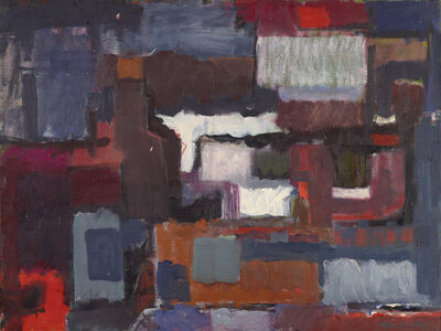 Stephen Pace, 'Untitled (50-21)', 1950
