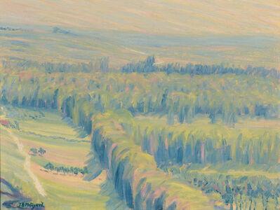 Thomas Buford Meteyard, 'Near Giverny', 1890-1893