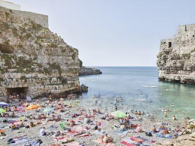 David Burdeny, 'Polignano a Mare II, Bari, Italy', 2016