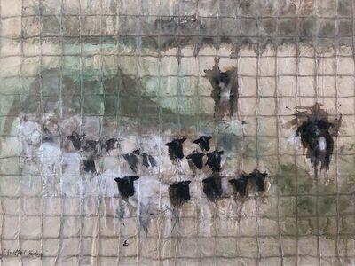 Jane Rosen, 'Quilted Herding', 2019