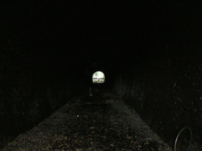 Kota Takeuchi, 'Tunnel in Yoshima', 2015