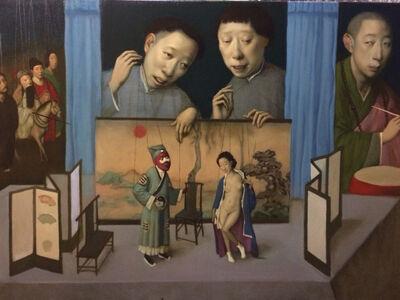 Jeffrey Wang, 'Puppet Show', 2018