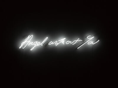 Tracey Emin, 'Angel without You', 2013