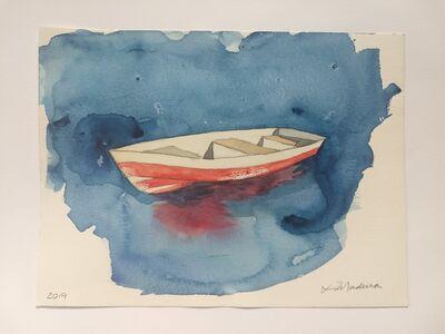 Lídia Madeira, 'Barco no Azul', 2019