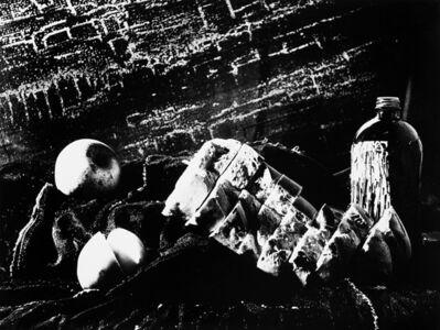 Mario Giacomelli, 'Natura morta con vecchia bottiglia', 1956
